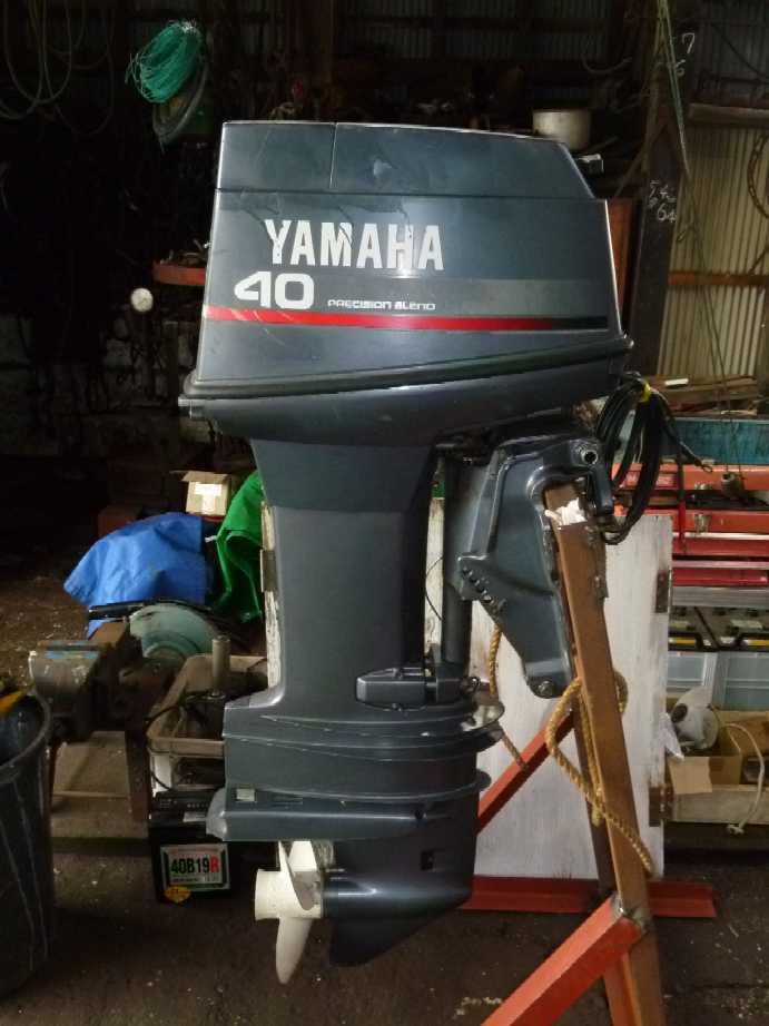 Yamaha Outboard - SHODA MARINE
